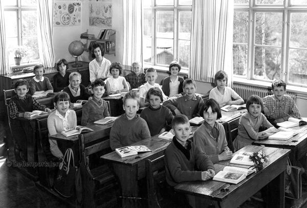 allmän folkskola